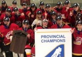 Calgary Fire Red wins Midget Elite Championship