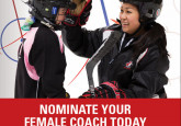 Nominate your coach for the BFL Female Coach of the Year!
